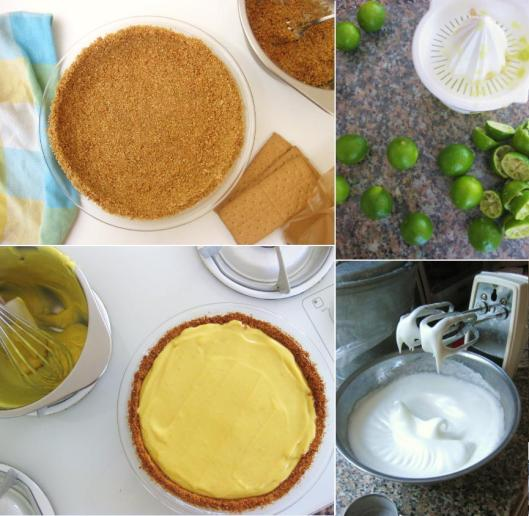 Nora Ephron: Frozen Key Lime Pie   Paper and Salt