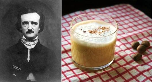 Edgar Allan Poe - Eggnog