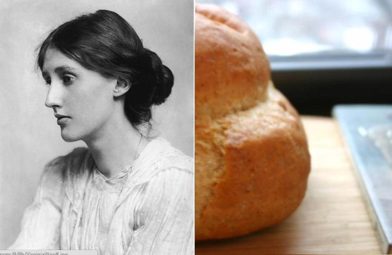 Virginia Woolf - Cottage Loaf