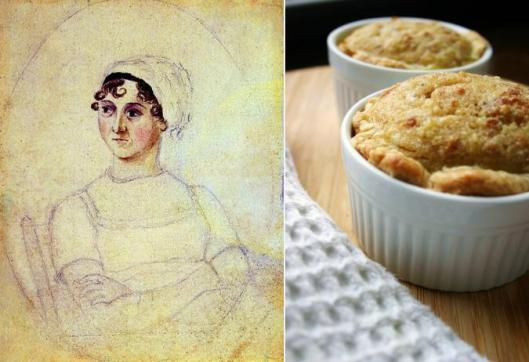 Jane Austen - Devizes Cheesecake