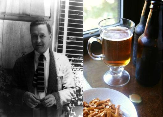 F. Scott Fitzgerald - Prohibition Ale