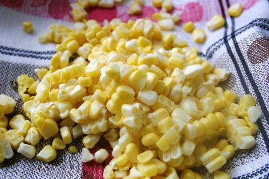 Cheddar Leek Corn Pudding Recipe