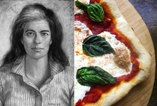 Susan Sontag: Pizza Margherita