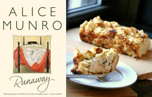 Alice Munro - Rosemary Bread Pudding