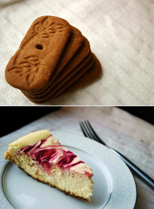 Cranberry orange cheesecake recipe