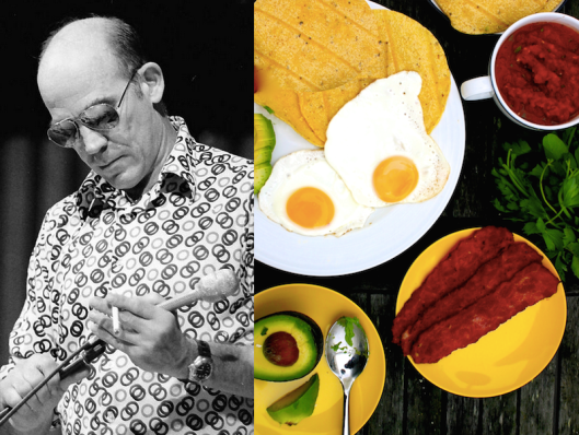 Hunter S. Thompson: Huevos Rancheros