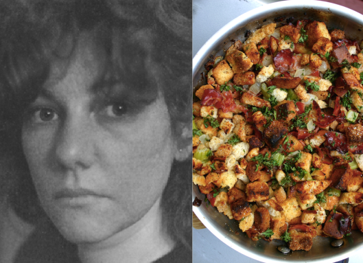 Laurie Colwin: Prosciutto and Cornbread Stuffing