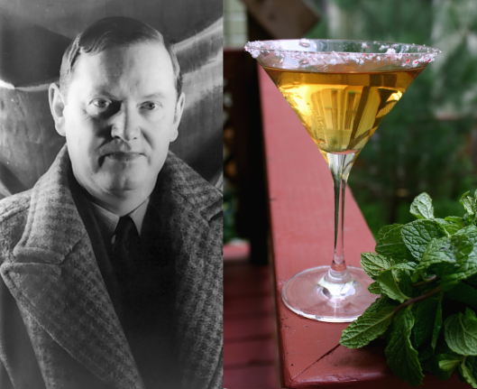 Evelyn Waugh Stinger Cocktail recipe