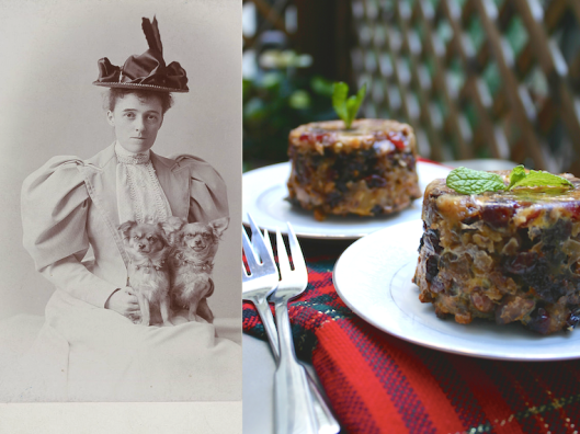 Edith Wharton Christmas Pudding Recipe