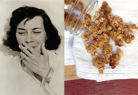 Patricia Highsmith - Peanut Butter Granola