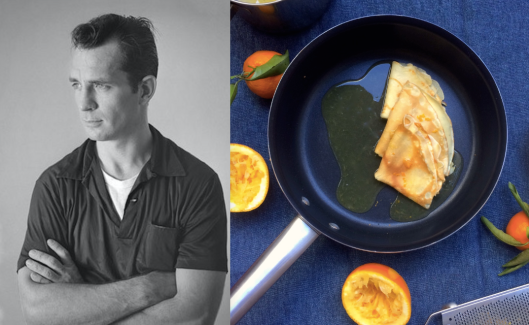 Jack Kerouac Crepes Suzette Recipe