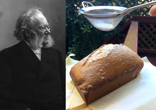 Henrick Ibsen - Honey-cake